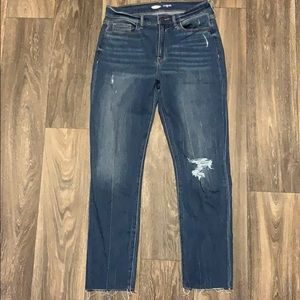 Old Navy The Power Jean, perfect straight